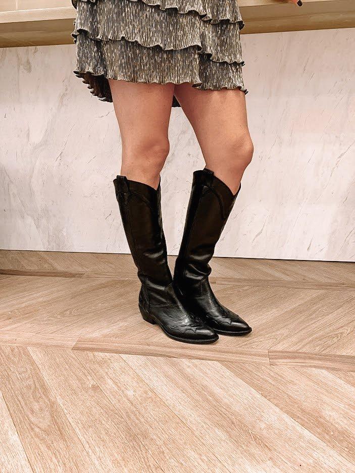Vang complimenten met deze unieke dames laarzen