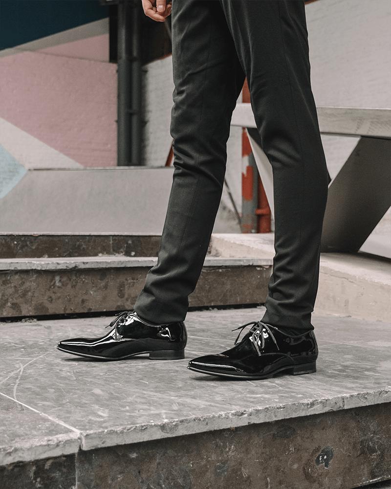 Hoe je (lak)leren schoenen beschermt zodat ze langer mooi blijven