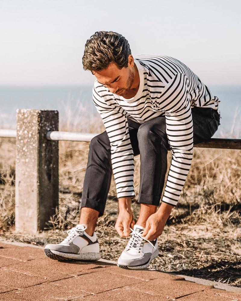 De mooiste sneakers uit de herfst-winter collectie 2019 voor heren