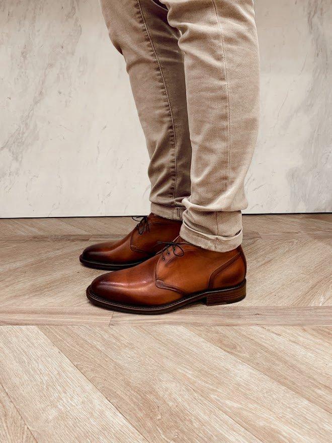 Comfortabele Greve schoenen met een K-wijdte