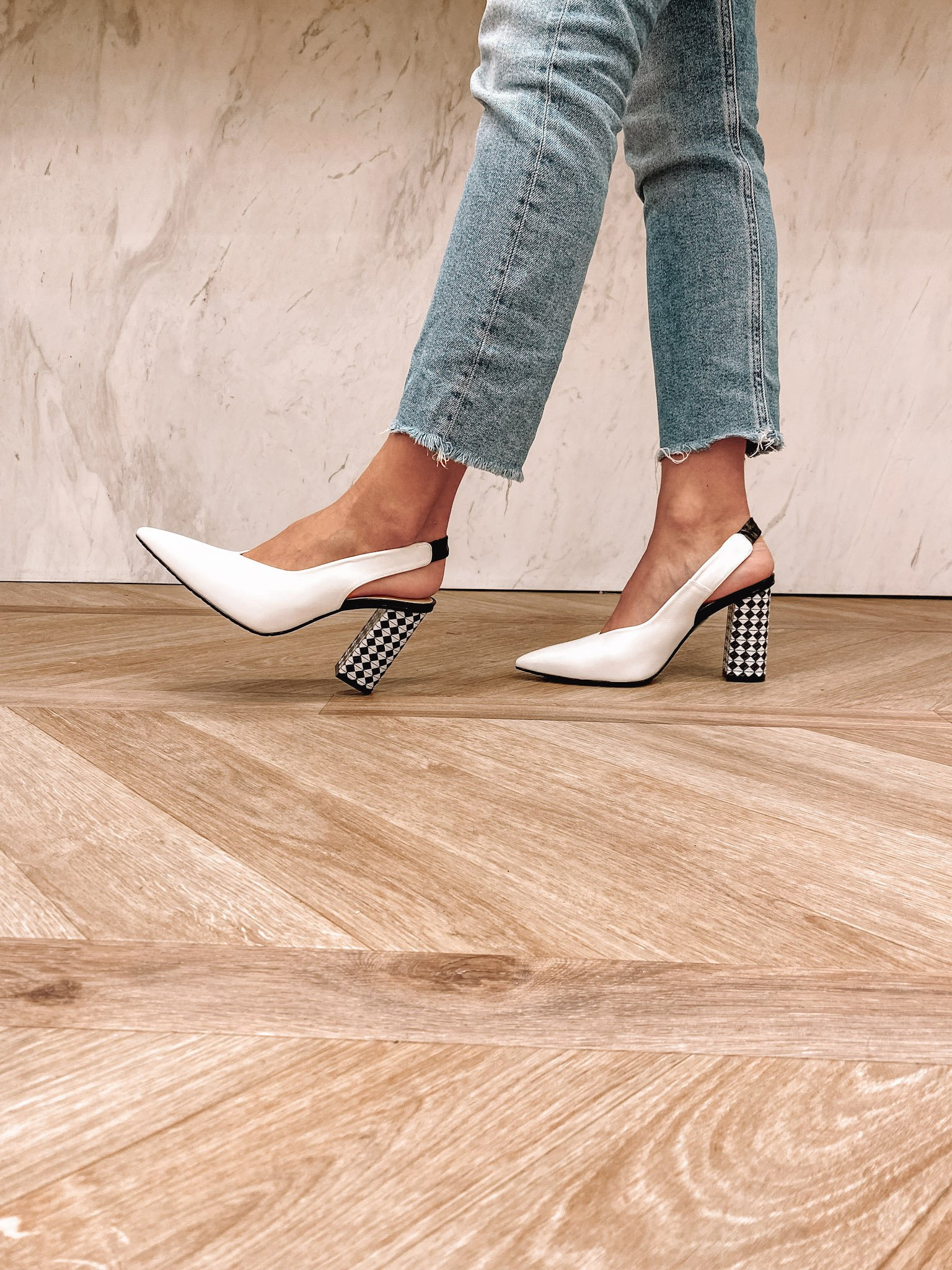 Chic met Lodi pumps