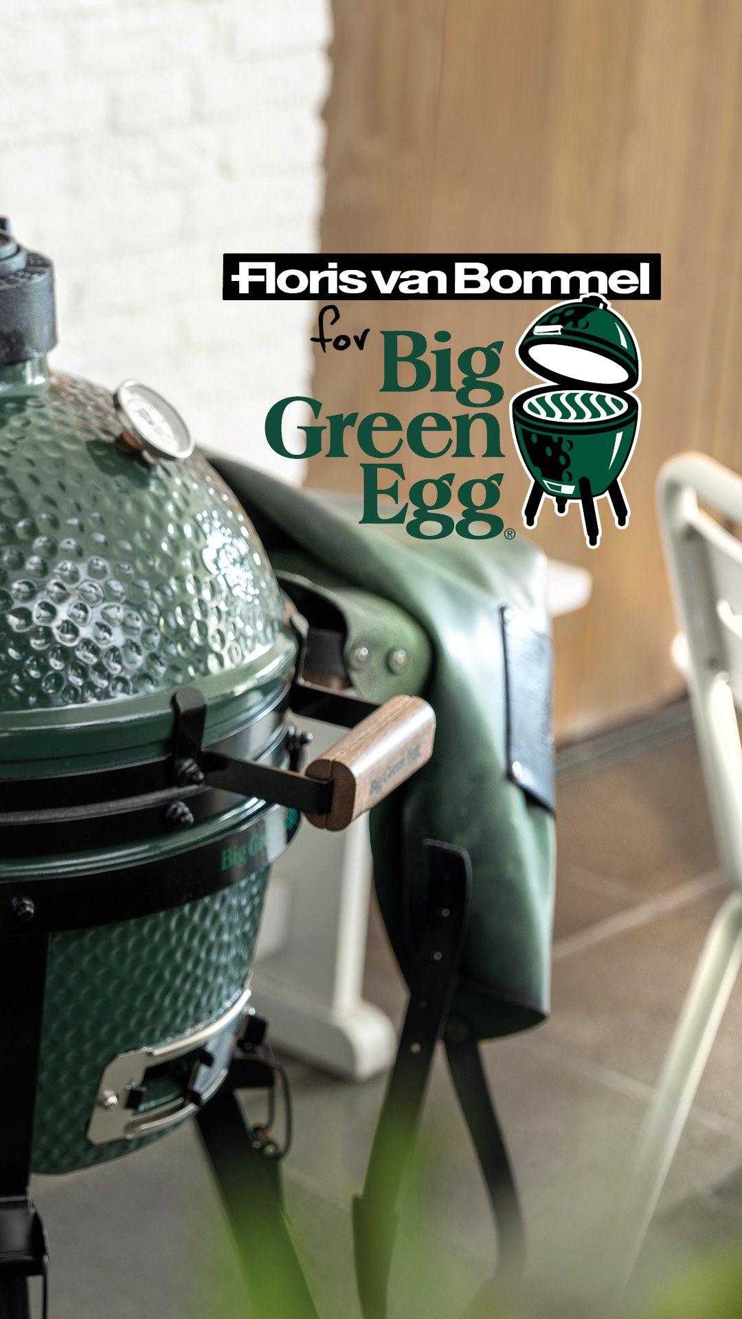 Win de Big Green Egg MiniMax!
