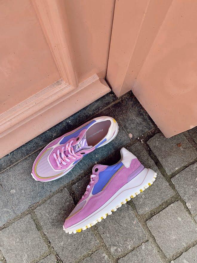 Trend: Multicolor sneakers