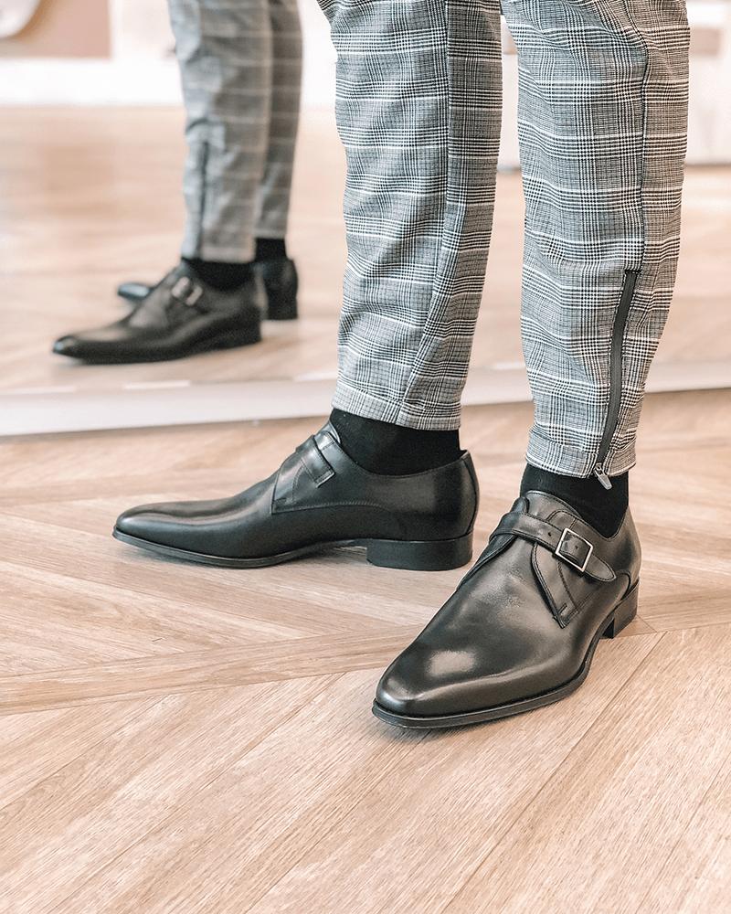 Altijd stijlvol de deur uit met deze mooie gespschoenen