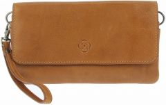 Chalrose Wallet/Mini Bag Tan