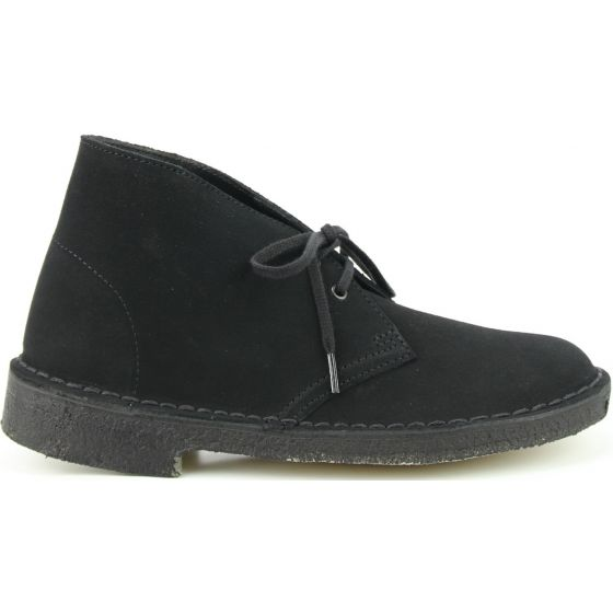 Clarks Desert Boot Black