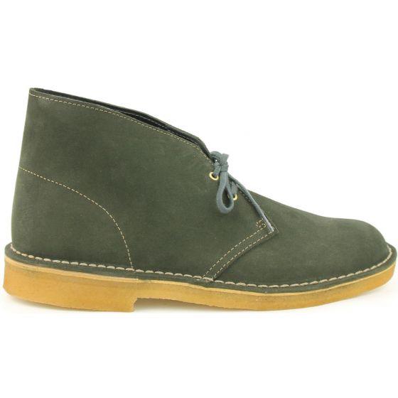 Clarks Desert Boot Loden green