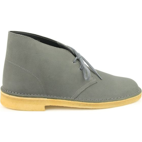 Clarks Desert Boot Charcoal