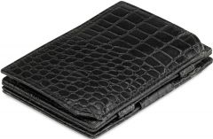 Garzini Essenziale Magic Coin Wallet MW-CP1-CRBL